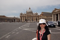 St. Peter's Square, the Vatican