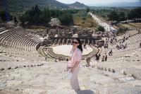 Roman amphitheatre in Ephesus